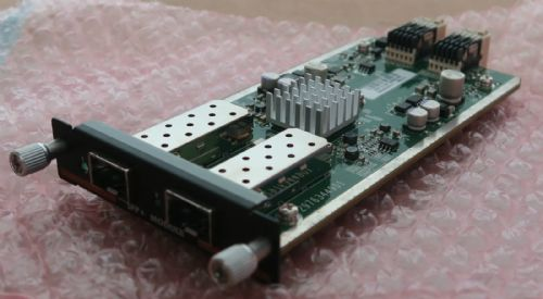 Dell SFP+ Module J3PC9 - 10GBase-T Uplink Module Card For PowerConnect Switch